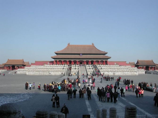 Запретный город (Пекин)