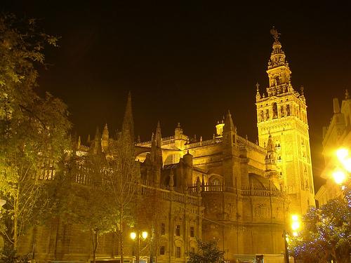 Севильский кафедральный собор (Испания)