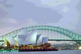 Сидней Харбор Бридж (Австралия)