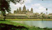 Ангкор Ват (Камбоджа)