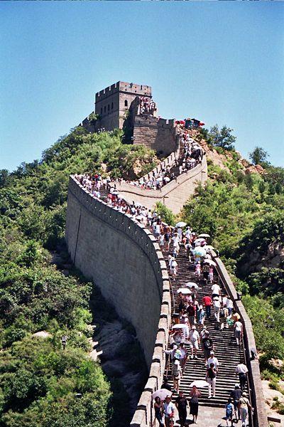 Китайская стена (Китай)