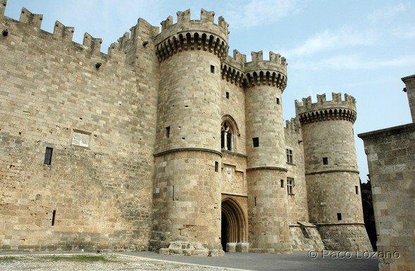 Дворец Великого Магистра (Греция)