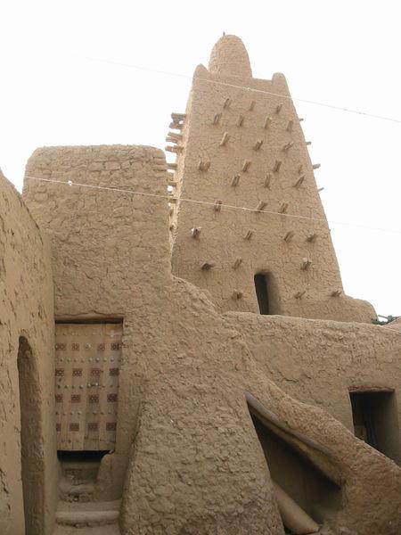 Тимбукту или Тимбукту (Мали)