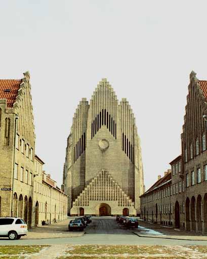 Церковь Грундтвиг (Дания)