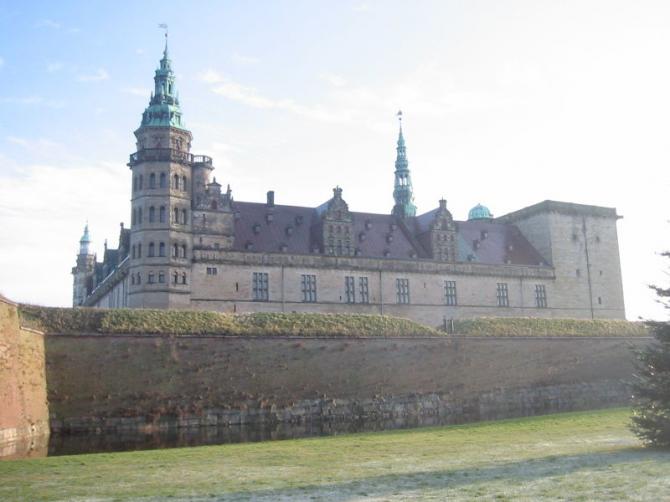 Замок Кронборг (Дания)