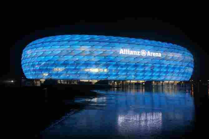 Allianz Arena Stadium (Germany)