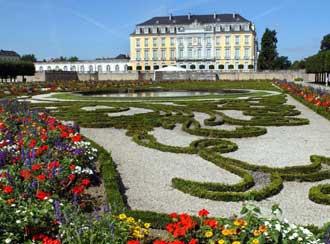 Augustusburg and Falkenlust Palaces (Germany)