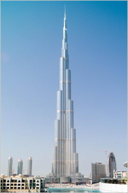 Burj Dubai (United Arab Emirates)