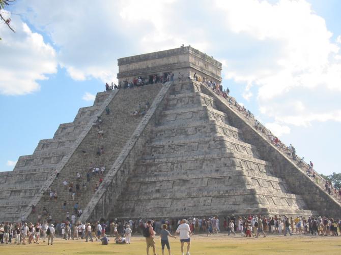 Chichen Itza (Mexico)