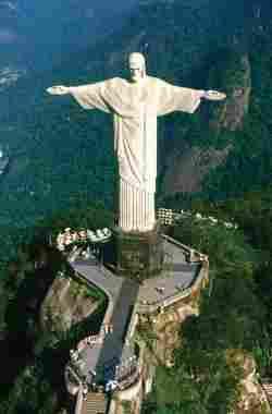 Christ redeemer brazil)