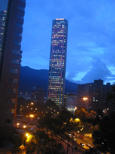 Colpatria Tower (Colombie)