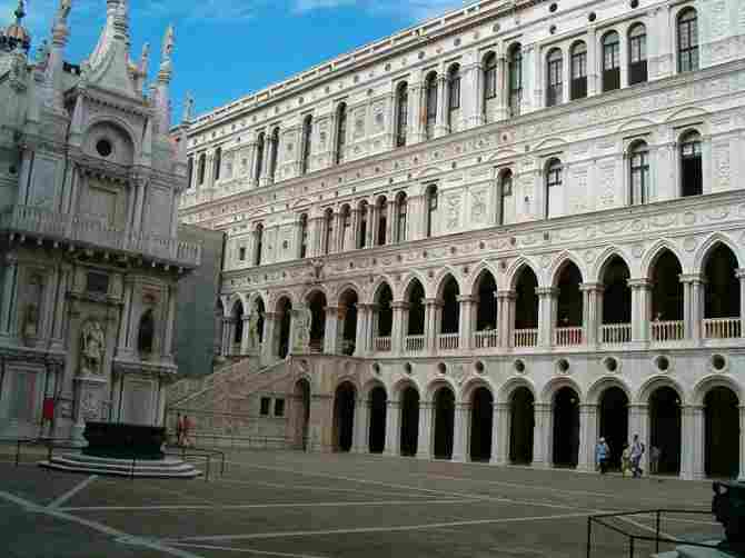 Doge's Palace (Venice)