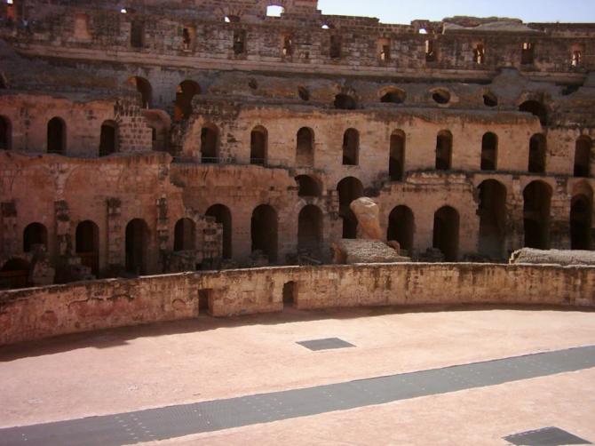 El Djem Coliseum (Tunisia)