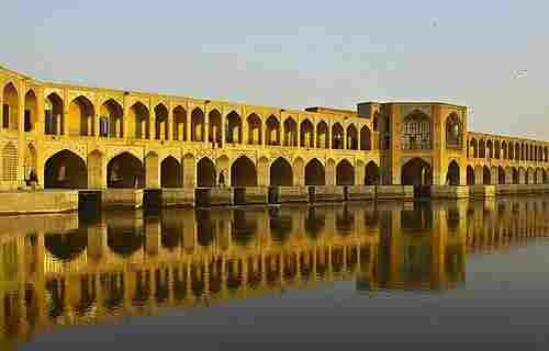 Khaju Bridge (Iran)
