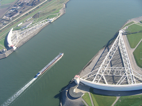 Maesland Barriers (Rotterdam)