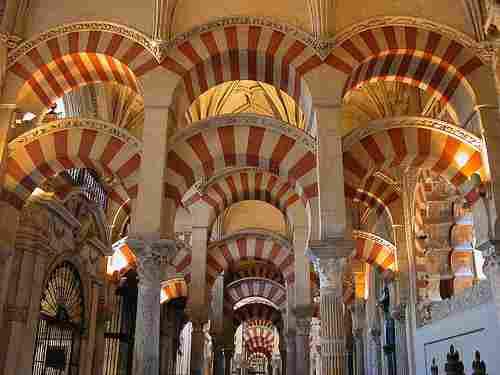 Mosque of Cordoba (Spain)