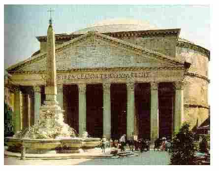 Pantheon of Agrippa (Rome)