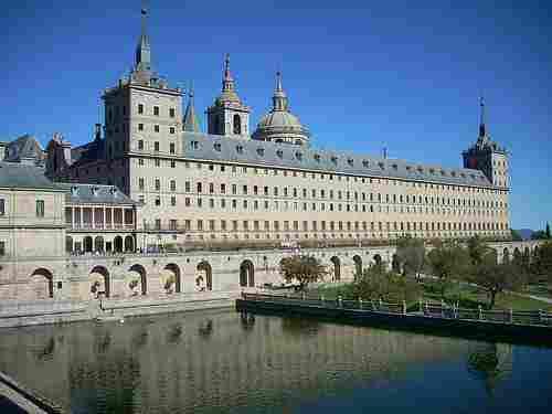 Royal Monastery of San Lorenzo del Escorial (Spain)