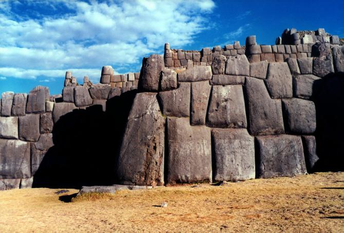Sacsayhuamán (Peru)