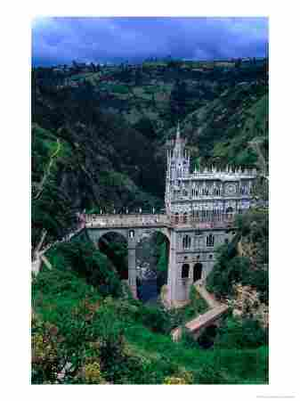 Sanctuary of Our Lady of Las Lajas (Colombia)