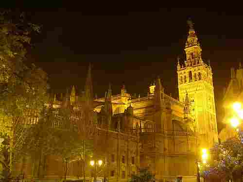 Seville Cathedral (Spain)