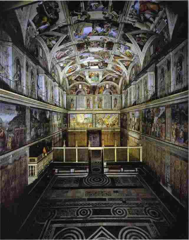 Sistine Chapel (Italy)