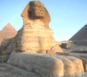 Sphinxes of Egypt