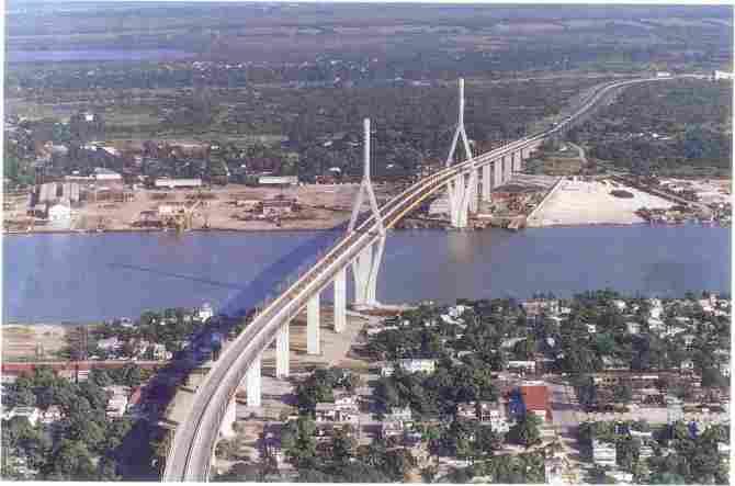 Tampico Bridge (Mexico)