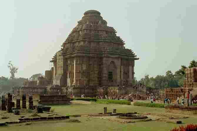 Temple of Suria (India)