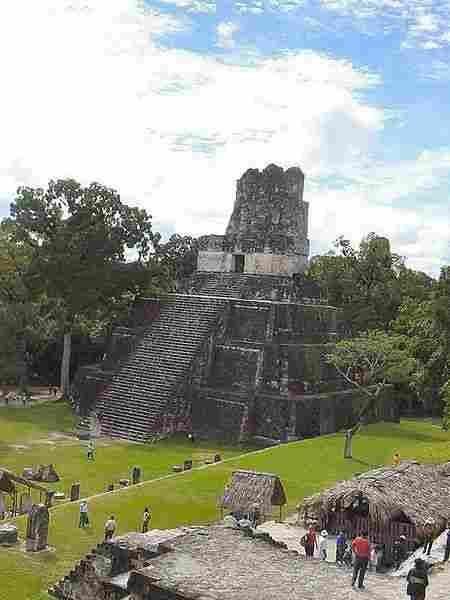 Tikal Ruins (Guatemala)