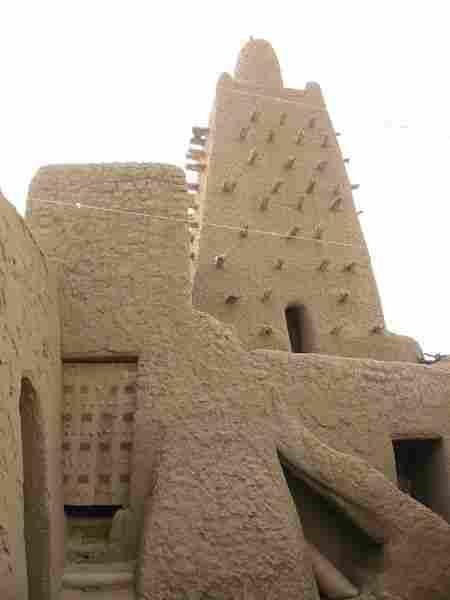 Timbuktu or Timbuktu (Mali)