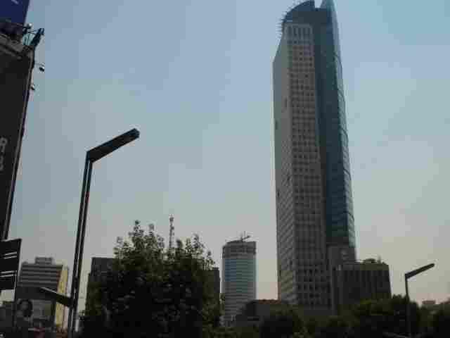 Torre Mayor (Mexico)