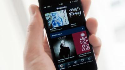 Alternatif untuk Spotify