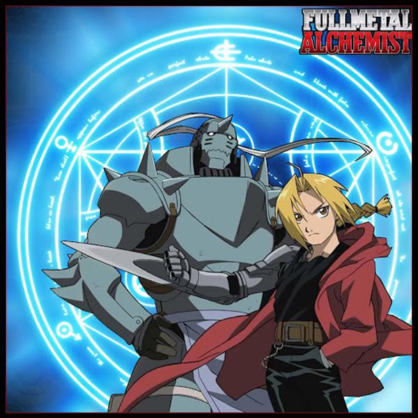Alquimista de Fullmetal.