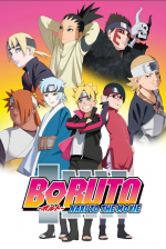 Boruto: Naruto la Película
