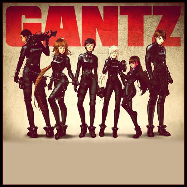 Gantz.