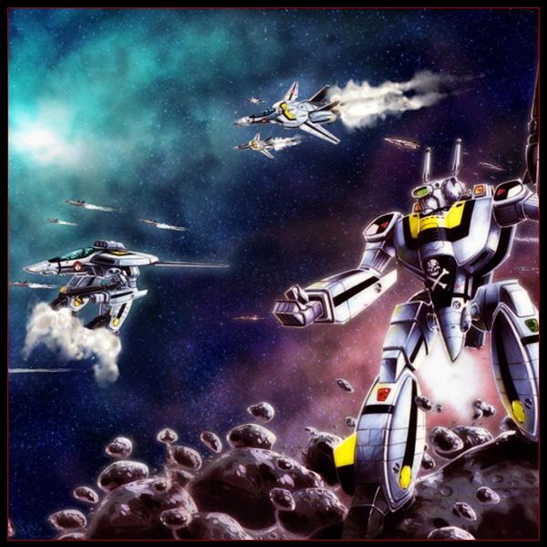 Macross (Robotech).