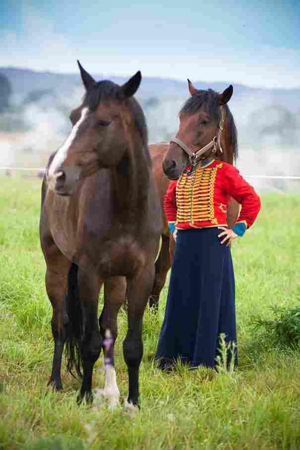 El caballo jinete