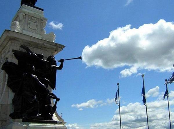 Melodi awan