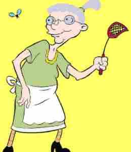 Arnolds Großmutter (Hey, Arnold / Hey Arnold)