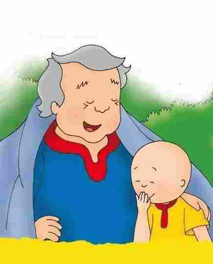 Caillous Großvater (Caillou)
