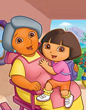 Doras Großmutter (Dora The Explorer)