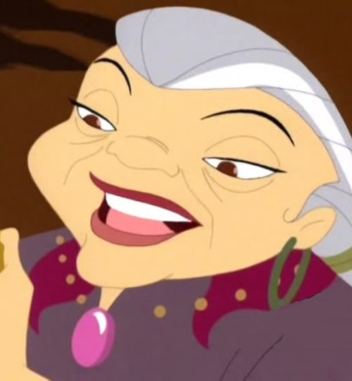 Großmutter von Juniper, Ray Ray und Dennis (Leben und Werk von Juniper Lee)