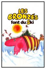 Los bronceados hacen ski