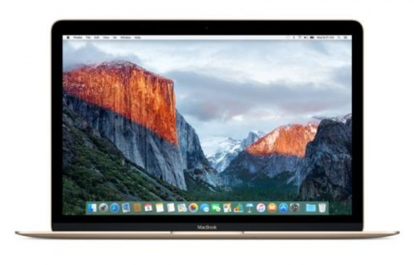 Apple - Apple MacBook 12 pouces 2016