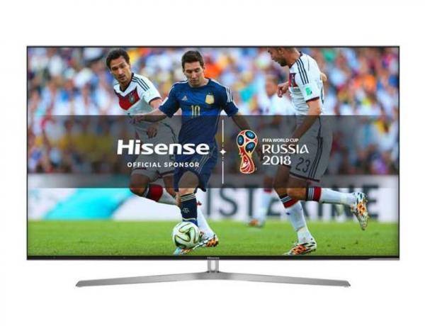Hisense - Hisense H55U7A