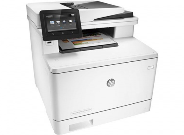 HP - HP Color LaserJet M477fdw