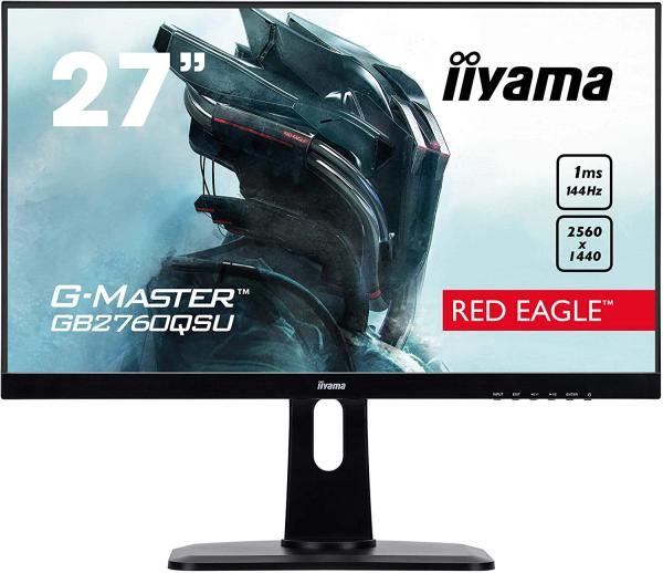 Iiyama  - Iiyama G-Master GB2760QSU-B1