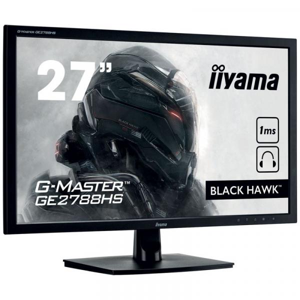 Iiyama  - Iiyama G-MASTER GE2788HS-B1 Black Hawk