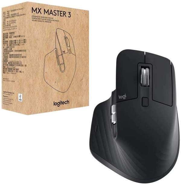 Logitech - Logitech MX Master 3